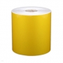 "Cascade Labeling™ Reflective Industrial Label Tape, Yellow, 4.00"" x 75'"