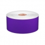 "Cascade Labeling™ All Purpose Industrial Label Tape, Purple, 2.00"" x 150'"