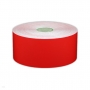 "Cascade Labeling™ All Purpose Industrial Label Tape, Red, 2.00"" x 150'"