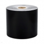 "Cascade Labeling™ All Purpose Industrial Label Tape, Black, 4.00"" x 150'"