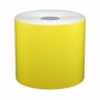 "Cascade Labeling™ All Purpose Industrial Label Tape, Yellow, 4.00"" x 150'"